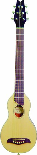 Washburn RO10 Travel Series Chitarra acustica, ABS, 6 Corde,