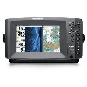 Humminbird Waterproof Marine Chartplotter Sounder