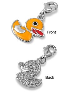 Personalized Rubber Ducky front-1063946