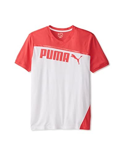 PUMA Men's Clash Short Sleeve Tee