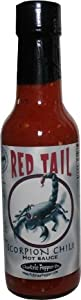 Trinidad Moruga Scorpion Hot Sauce from Electric Peppr Company