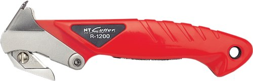 Nt Cutter Safety Carton Opener With Staple Remover, 1 Opener ( R-1200P )