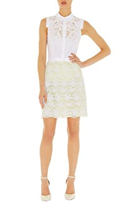 Cute Feminine Lace Skirt