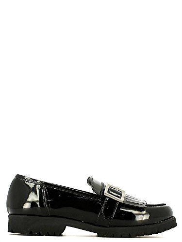Grace shoes 6801 Mocassino Donna Nero 36
