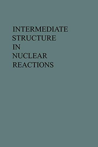 Intermediate Structure in Nuclear Reactions
