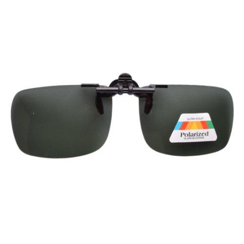 Eyekepper Sonnenbrillen-Clip für Brillenträger Grün
