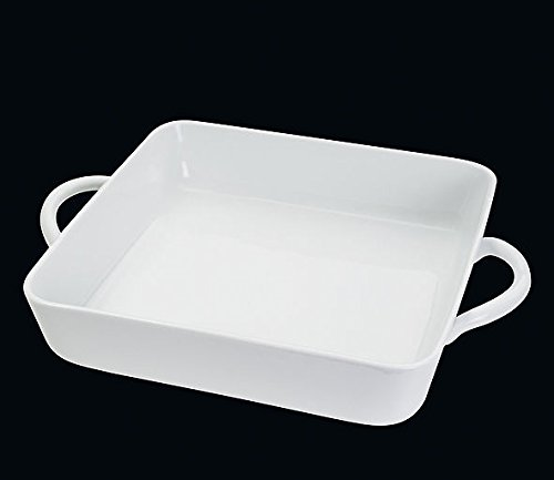 Bakeware & Ovenware Set Of 3 Emile Henry Porcelaine White 24cm Gratin Dishes Baking/roasting Dishes