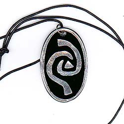 Roswell Alien Design Pendant