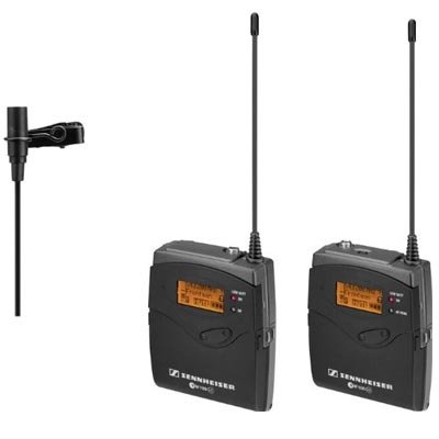 Sennheiser EW 112P G3-B omni-directional EW system