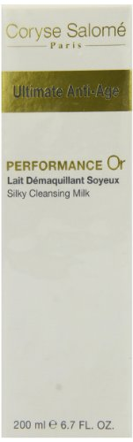 Salome Coryse Silky Latte Detergente 200 ml, 1 pacchetto (1 x 200 ml)