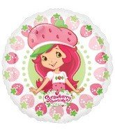 "18"" Strawberry Shortcake Berry Balloon"