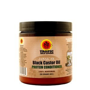 Jamaican Black Castor Oil Protein Hair Conditioner, 8oz by T