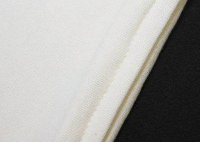 Organic Cotton Flannel Nursing Pillow Cover (Pearl)
