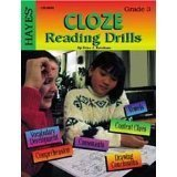 img - for Cloze Reading Drills for Improving Comprehension Abilities, Grade Three (Cloze Reading Drills, Grade 3) book / textbook / text book