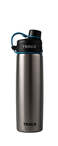 Stainless Steel Bluetooth Smart Water Bottle