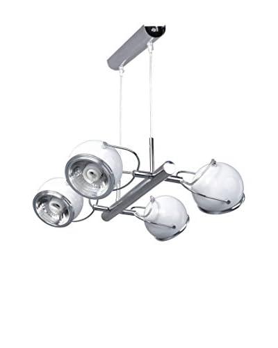 Mat Maison hanglamp witte bal