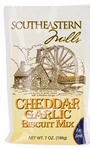 Southeastern Mills Cheddar Garlic Biscuit Mix - (Pack of Six)