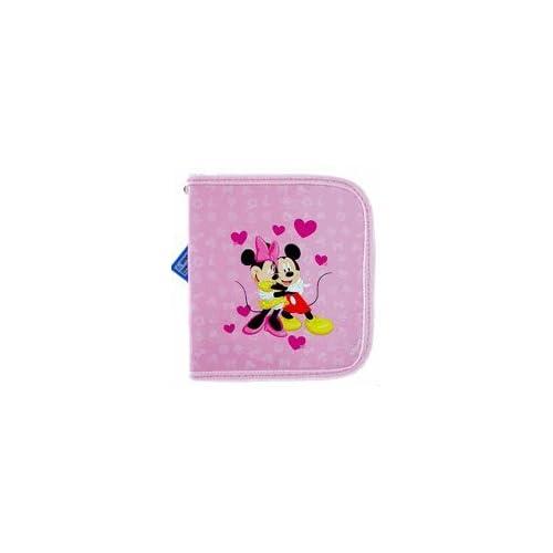 Disney Mickey & Minnie Cd DVD Wallet case  In Love