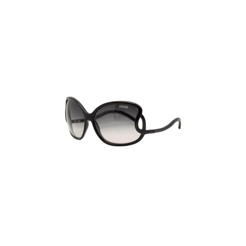 267e57538e Fendi FS 5177 001 Black Sunglasses on PopScreen