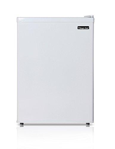Magic Chef MCBR240W1 Refrigerator, 2.4 cu.ft., White