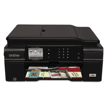 Mfc-J650Dw Work Smart Wireless Color Inkjet All-In-One, Copy/Fax/Print/Scan
