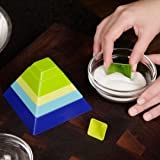 Stackable Pyramid Measuring Cups by Gama-Go®
