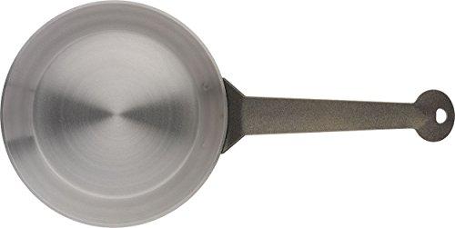 Officina Alessi œufs et poêle à Omelette-Gris