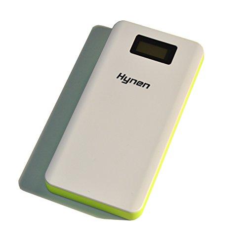 12000 mAh Portable Power Bank White Photo