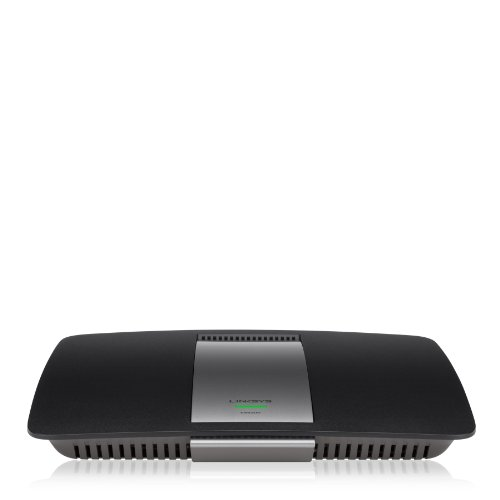 Linksys EA6300 Advanced Multimedia AC1200 Smart WiFi Wireless Router (Dual-Band 2.4 + 5GHz 802.)