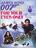 img - for For Your Eyes Only (James Bond 007 RPG) book / textbook / text book