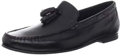 Bostonian Men's Studio Springs Loafer,Black,9.5 M US