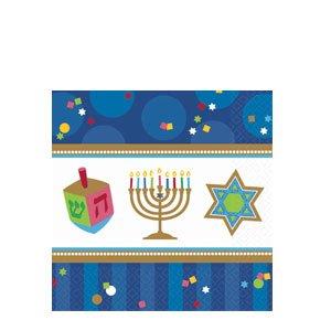 beverage napkins medium count hanukkah celebrations