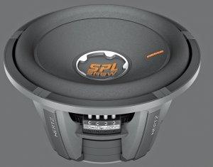 Hertz SX 300 D Caisson de basses SPL 300mm 2+2Ω