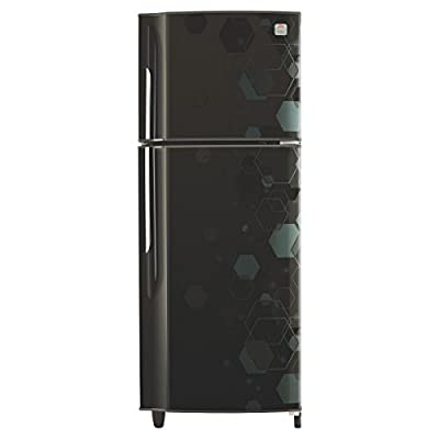 Godrej RT Eon 240 P 2.3 Frost-free Double-door Refrigerator (240 Ltrs, 2 Star Rating, Crystal Black)