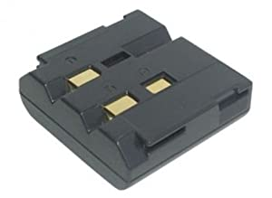 PowerSmart® 3.6V 2500mAh Ni-MH Camcorder BT-H21, BT-H22, BT-H22U Battery for Sharp VL-E600U, VL-E610, VL-E610H, VL-E610S, VL-E610U, VL-E620, VL-E620S, VL-E620U, VL-E630, VL-E630H, VL-E630S, VL-E630U,