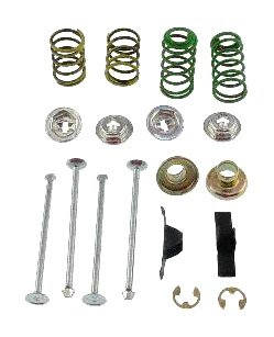 Carlson Quality Brake Parts H4074-2 Hold Down Kit