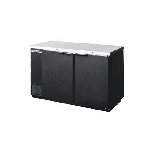 Beverage Air BB58-1-B Refrigerated Backbar Storage Cabinet