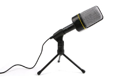 Shot-In New Classic Ratro Condenser Sound Professional Microphone Mic Pc Laptop Studio 920 Square