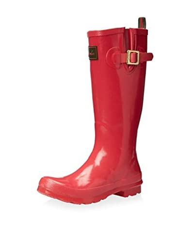 Joules Women's Fieldwelly Tall Rain Boot