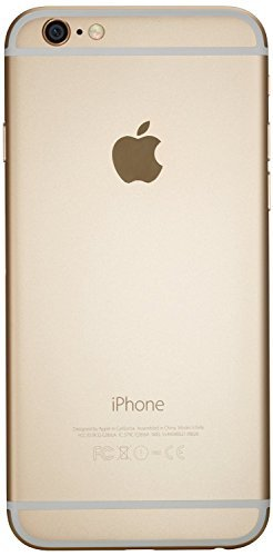 Apple discount duty free Apple iPhone 6 64GB Unlocked Smartphone - Gold (Certified Refurbished)