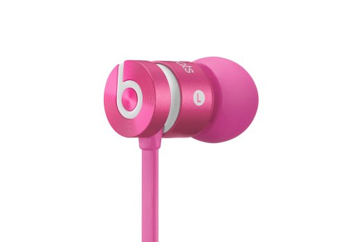 Beats urBeats In-Ear Headphones (Pink)