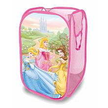 "Disney Princess ""Walkway to the Castle"" Pop Up Hamper - 1"