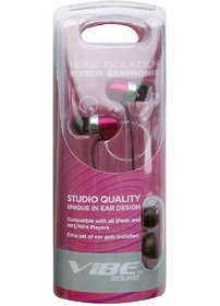 Vibe Studio 76 Headphones - Pink