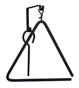 VWI TC-L Triangle Chime Powder Metal Coated by Village Wrought Iron Inc