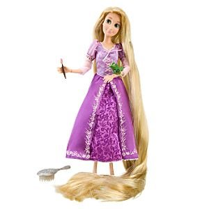 Amazon.com: Disney Tangled Rapunzel Doll -- 12'': Toys & Games