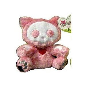 Skelanimals Kit the Cat Plush Toy