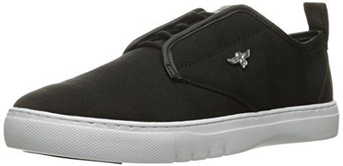 Creative Recreation Men's Lacava Q Fashion Sneaker, Black/White, 12 M US