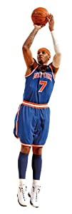 NBA Wall Decal NBA Player: New York Knicks - Anthony by Fathead