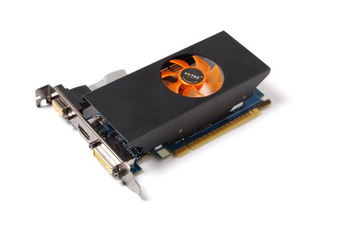 ZOTAC nVidia GeForce GT430 1 GB DDR3 VGA/DVI/HDMI Low Profile PCI-Express Video Card ZT-40603-10L