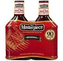 Kc Masterpiece® Original BBQ Sauce - 2/45Oz